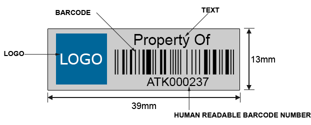 Delayed Asset ID Tags