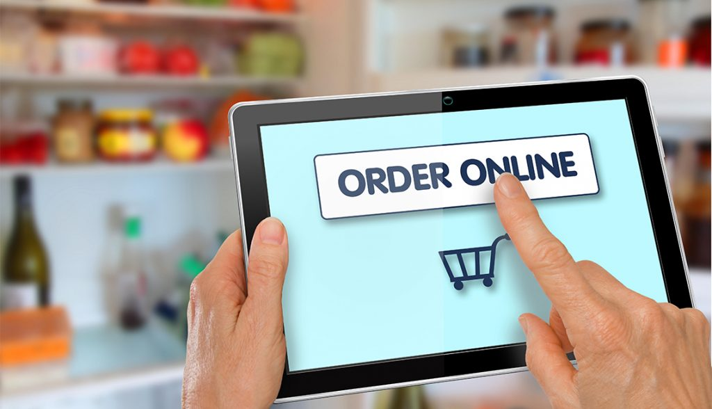 Online Order Placement