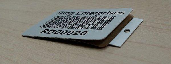 Asset ID Tags Return Fees