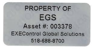 Custom asset tag