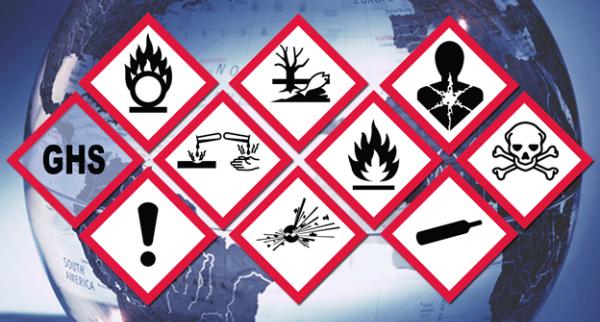 Hazard Safety symbols