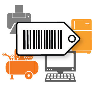 Types of asset tracking tags