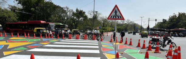 Temporal closure of lane