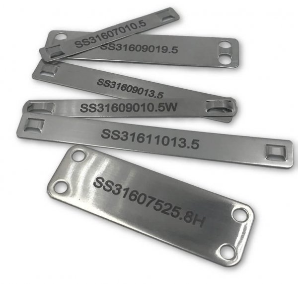 Stainless Steel Label Grades