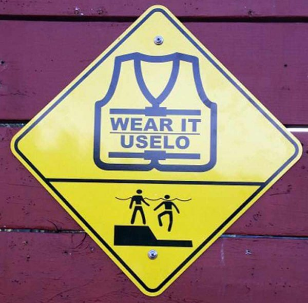 Use of Warning Signs and Symbols