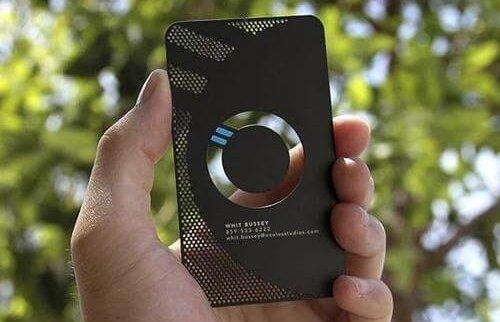 Customized Metal Membership Cards