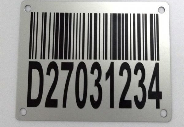 Sequential Numbering in Asset ID Tags