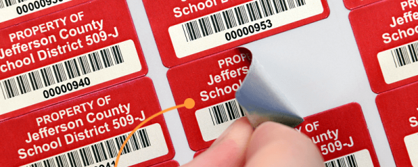 Shipping Equipment Tags