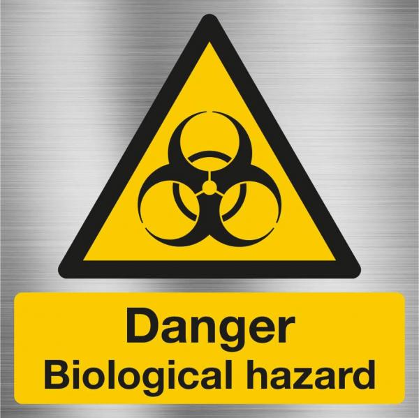 biological harzard sign