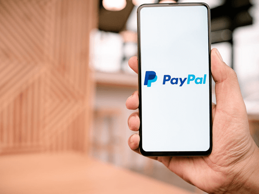 paypal method of payment