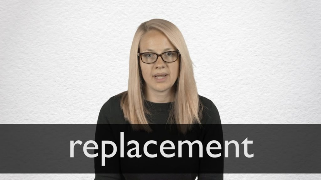 Return and Replacement