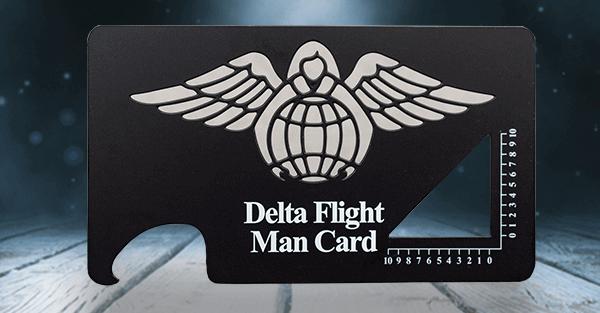 Designing Metal Business Card Bottle opener
