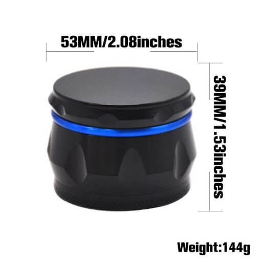 Design and Customization of Weed Grinder Metal