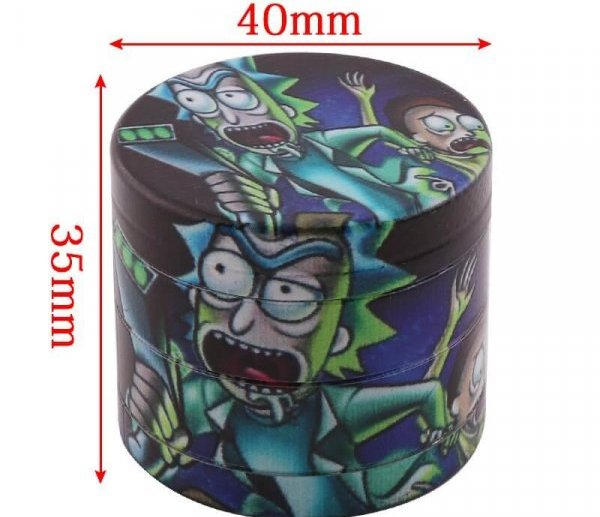 Design and Customization of Weed Grinder Cool