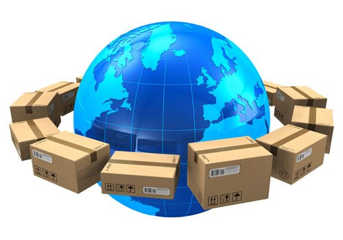 global delivery of orders